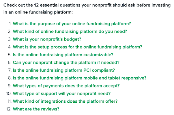 how-to-pick-the-best-online-fundraising-platform