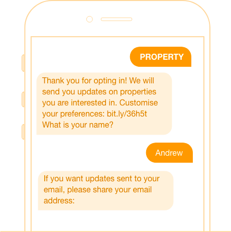 lead-data-collection-texting-real-estate
