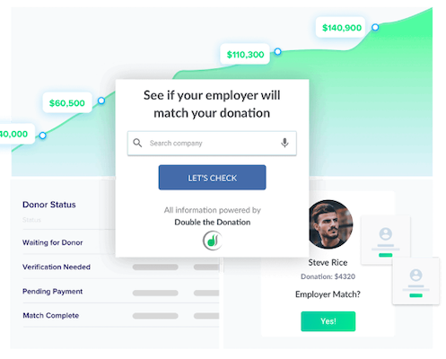 online-fundraising-platform-for-matched-giving