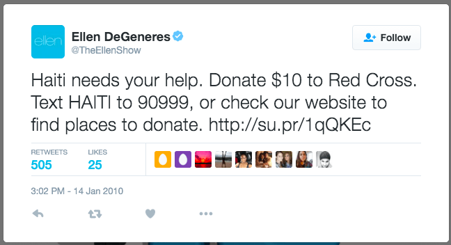 text-to-donate-callhub