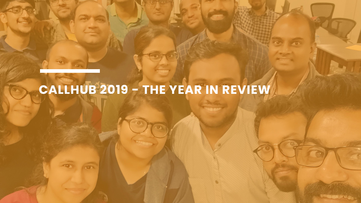 Callhub year end review feature