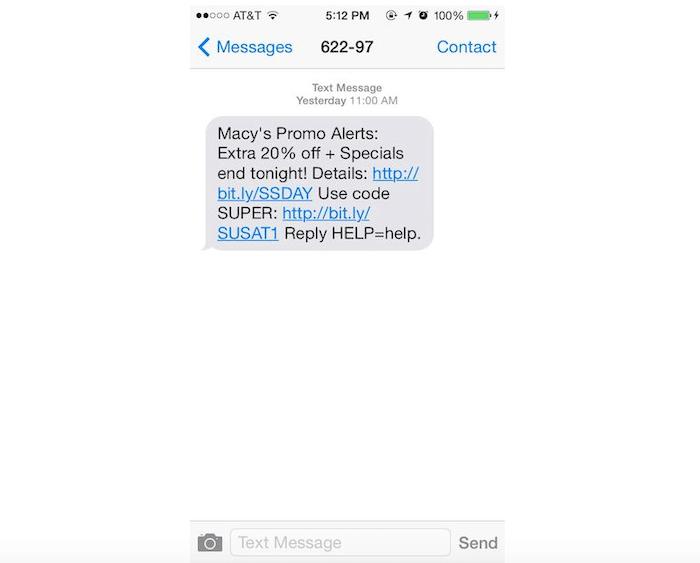 macys-promotional-SMS