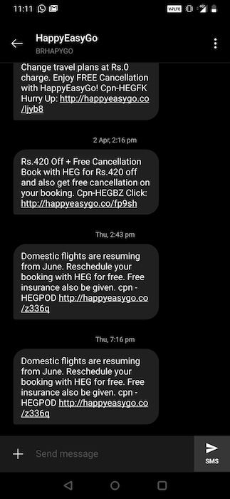 travel-promotional-SMS