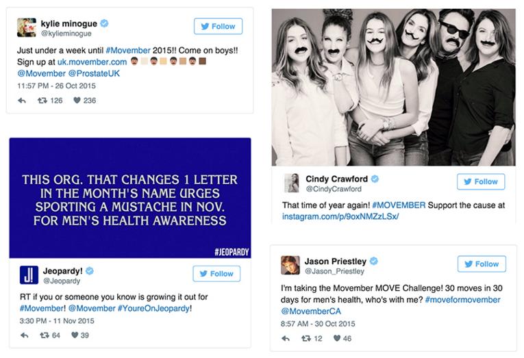 Social media challenge fundraising