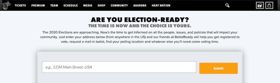nba ballot ready