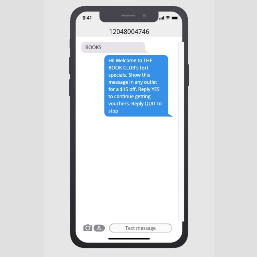 text blast marketing tcpa compliant message