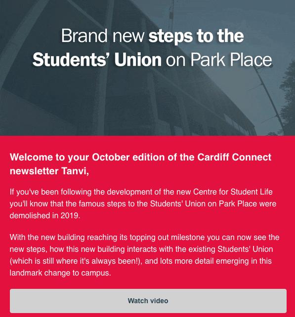 slumni-engagement-strategies-cardiff-university-newsletter