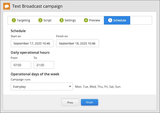 schedule-mass-text