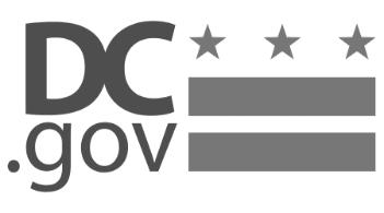 dc gov logo grey