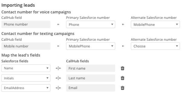 import-settings-salesforce-callhub