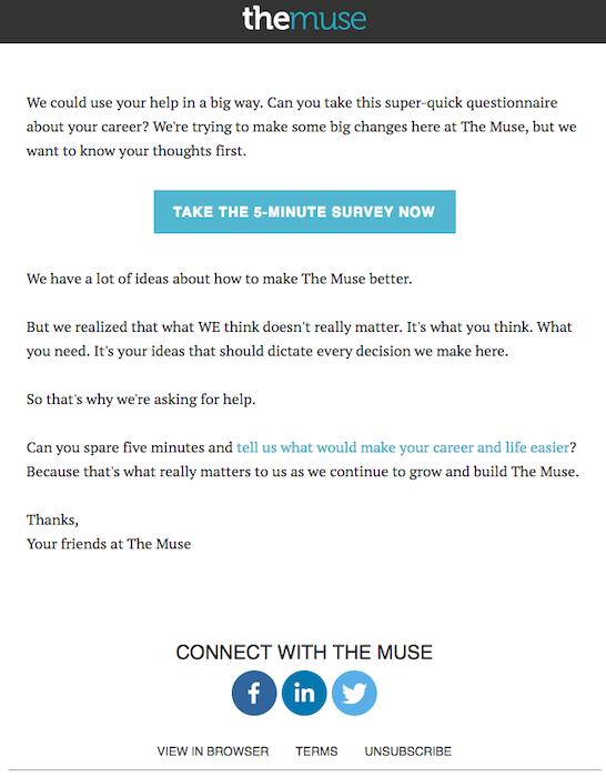 take-survey-messaging