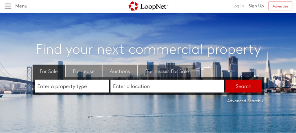 real estate marketing ideas listing platform example