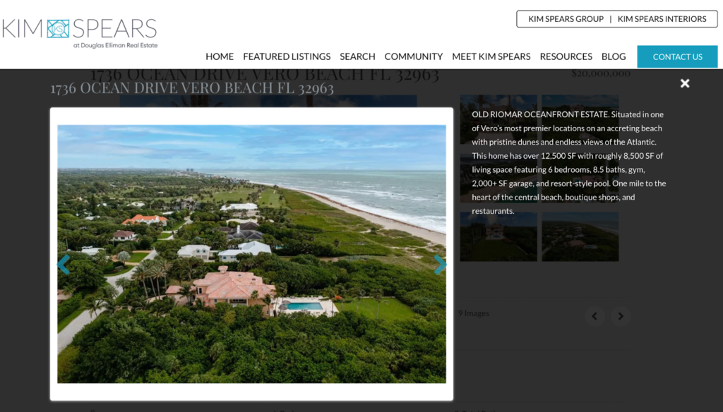 real estate marketing ideas local photographs example