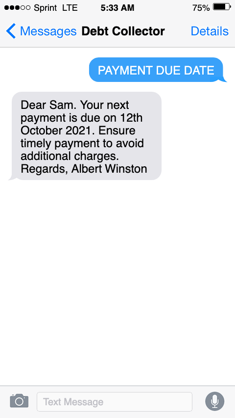 debt-collection-text-message-sample-sms